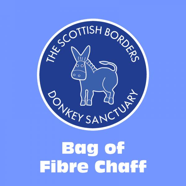 Bag of Fibre Chaff