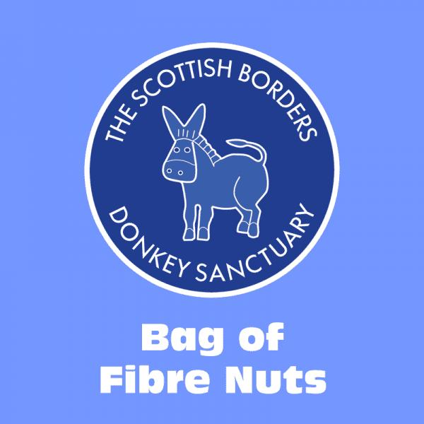 Bag of Fibre Nuts
